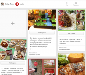 Pinterest: A Visual Discovery Tool
