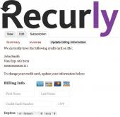 Recurly: Recurring Billing Management App & Subscription Billing Software