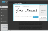 HelloSign: Legally Binding Electronic Signatures for Free
