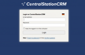 CentralStationCRM - CRM Software System und einfaches Kontaktmanagement