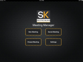 Meeting Planner: Meeting Manager for Structured Meetings