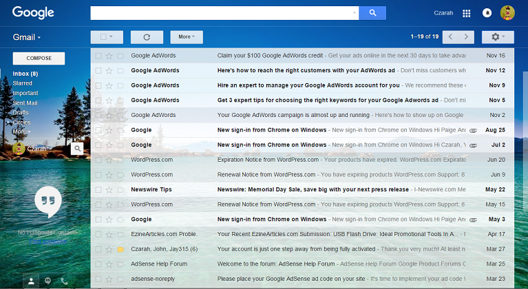 Gmail: Free email Providers