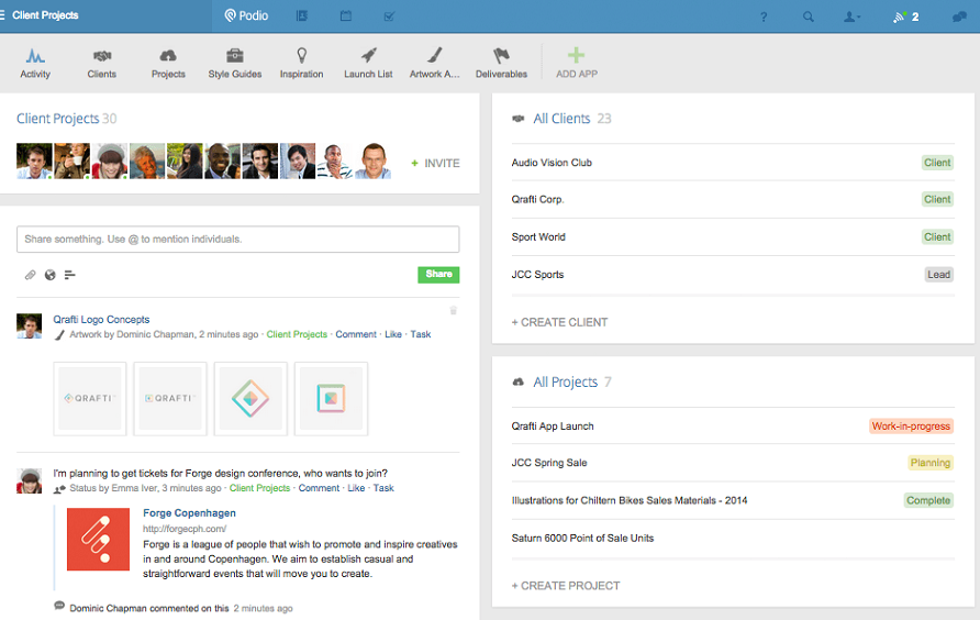 Podio: A Task Management Software