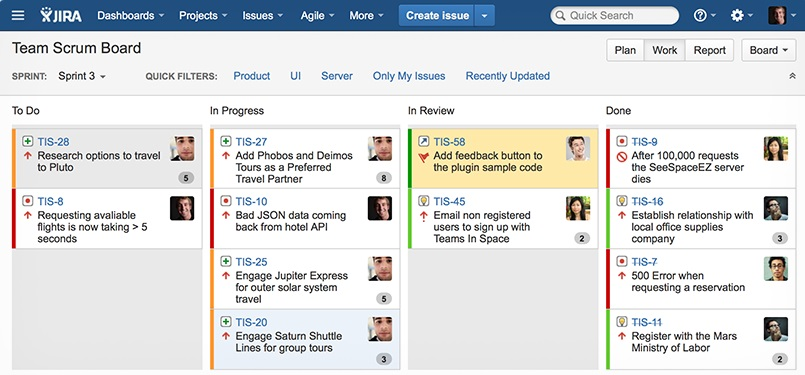Jira Software: Open Source Project Tracking