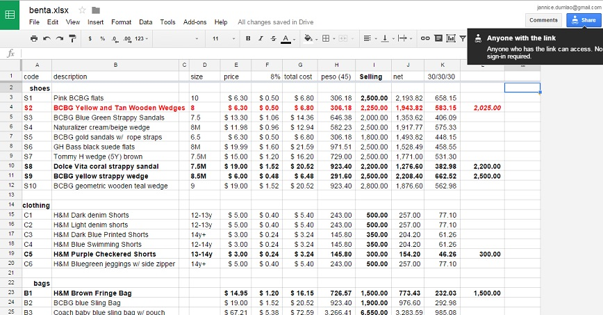 Google Docs: Free Web Based Document Editor