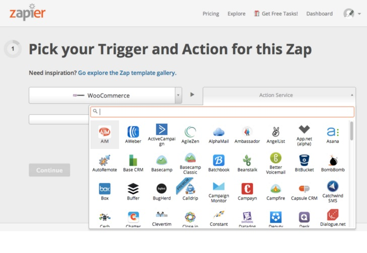 Zapier: Connect Apps & Web-app Automation Tool