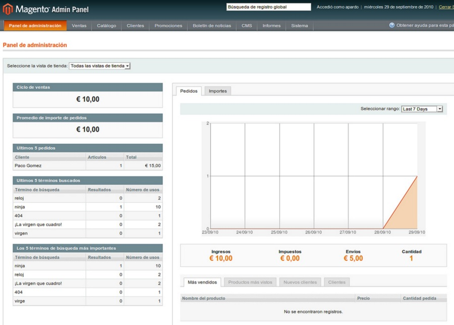Magento: Open Source Ecommerce Platform Solutions