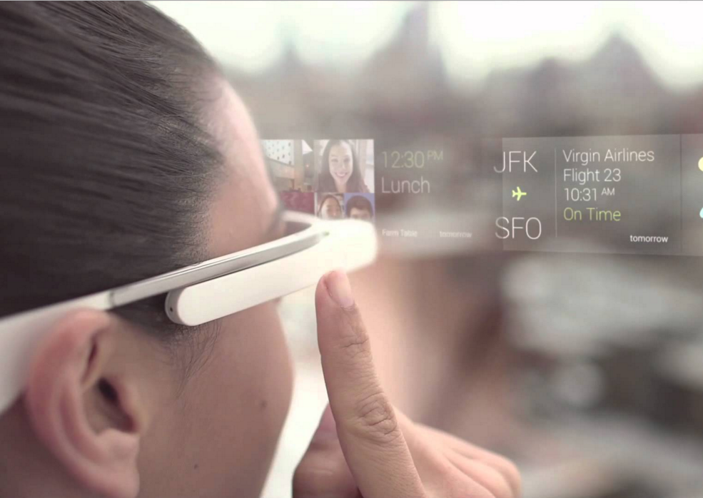 Google Glass: Optical Head-Mounted Display