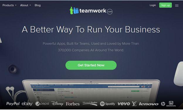 Teamwork PM App - Der bessere Teamwork Project Manager