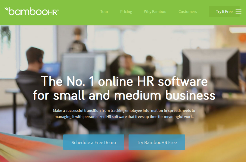 Bamboo HR App - A Breath of Fresh Air for Human Resource Officers