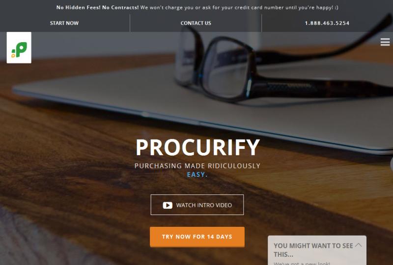 Procurify App - Beschaffung wirtschaftlich und einfach