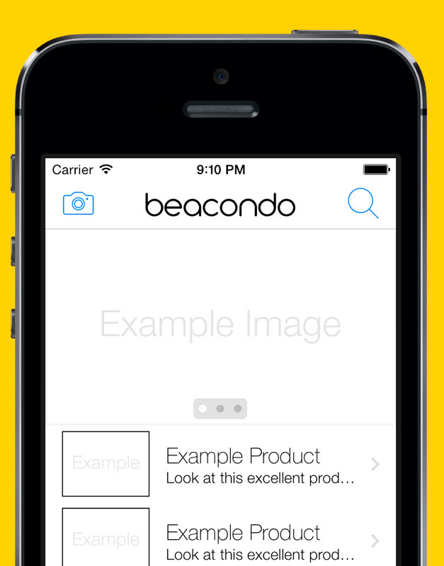 Beacondo – create your own app, with no app developer knowledge