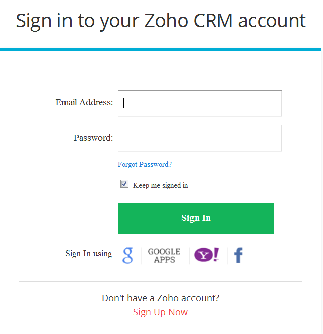 Immobilien-Makler CRM mit Zoho Real Estate CRM