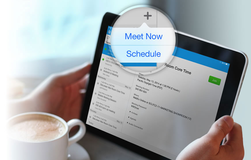 Cisco WebEx - online meeting and web conferencing